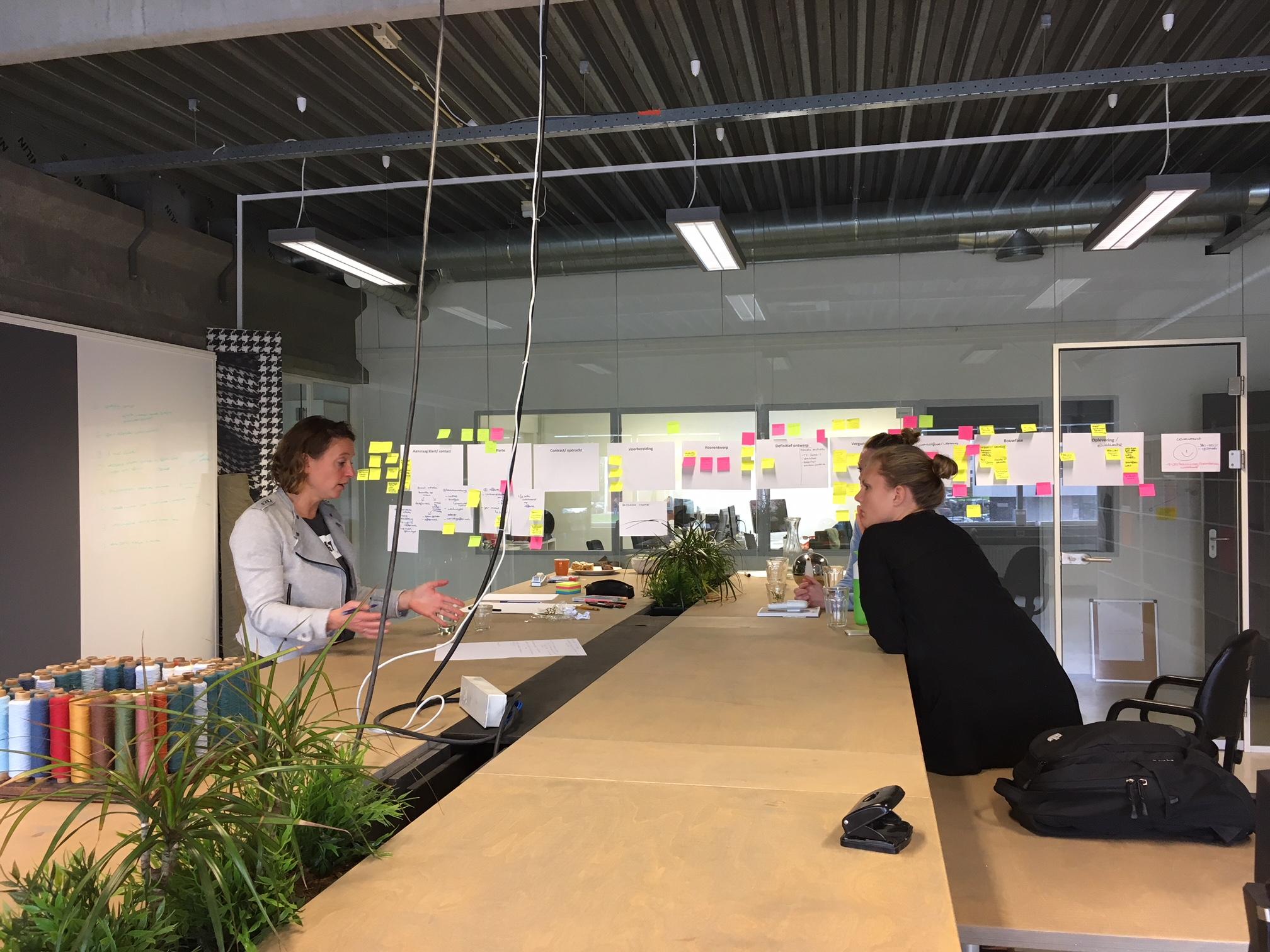 Consultancy en marketingadvies voor CONTEXT Architectuur & Advies
