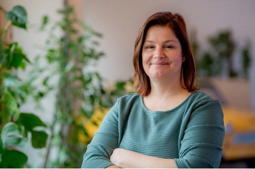 Linda Hovestad geeft de trainingen en cursussen voor Hovestad Marketing en Strategie BV.
