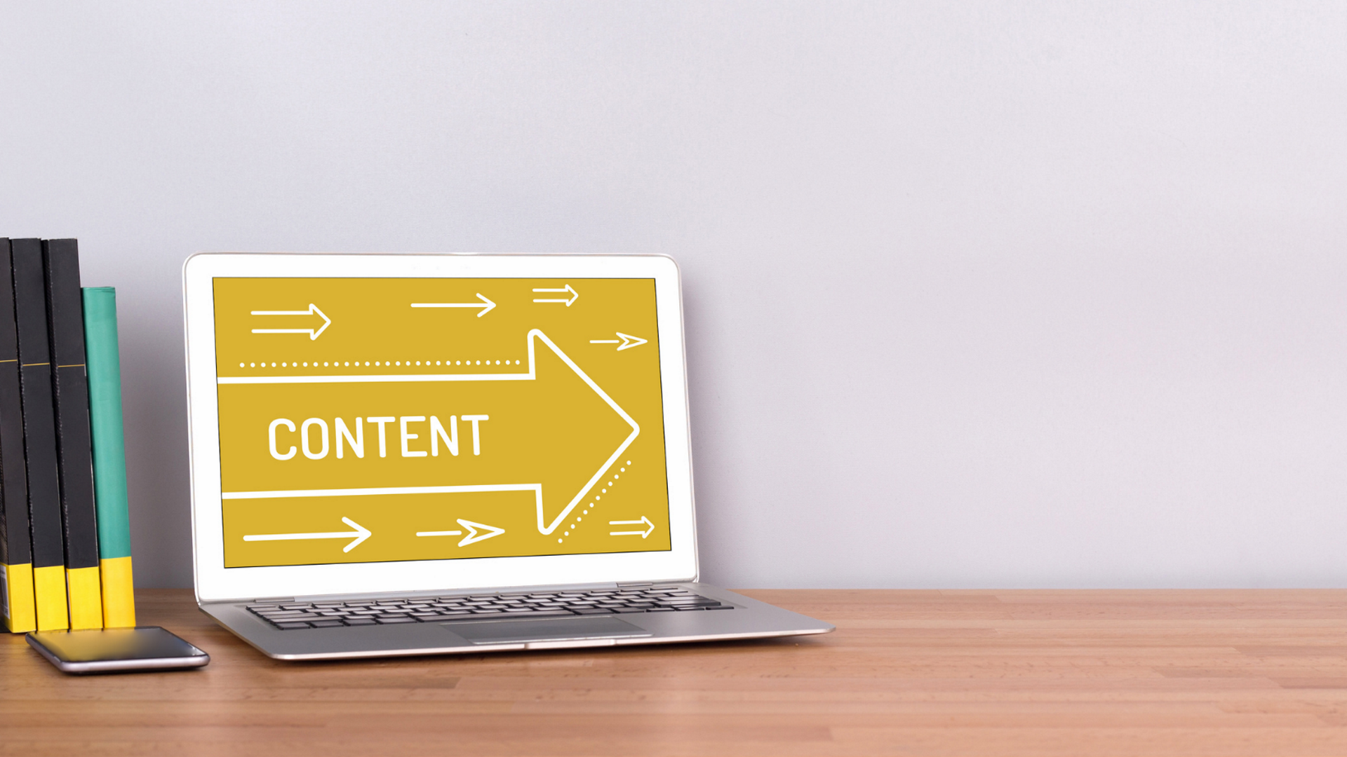 Contentmarketing: geef inhoud aan je concept en verhaal